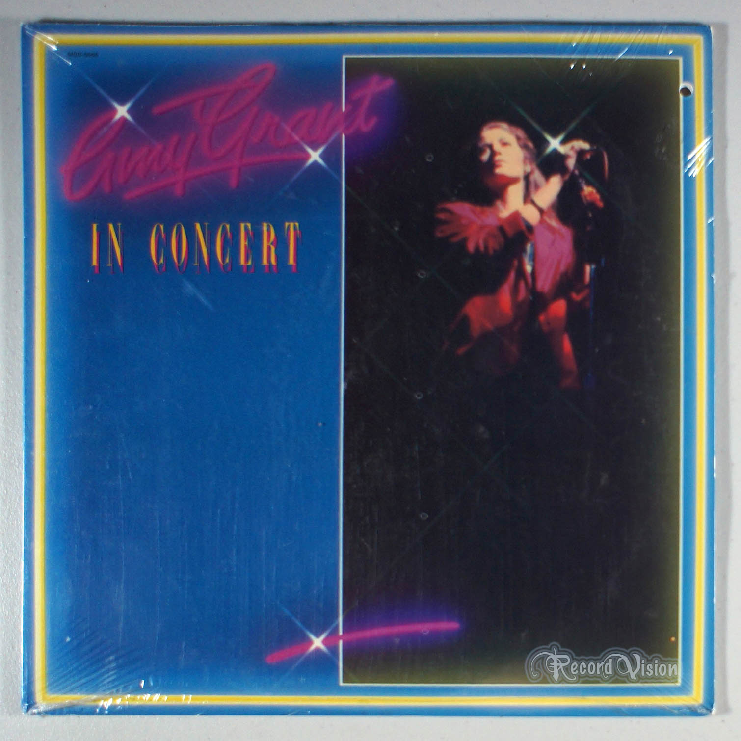 AMY GRANT - In Concert - 33T