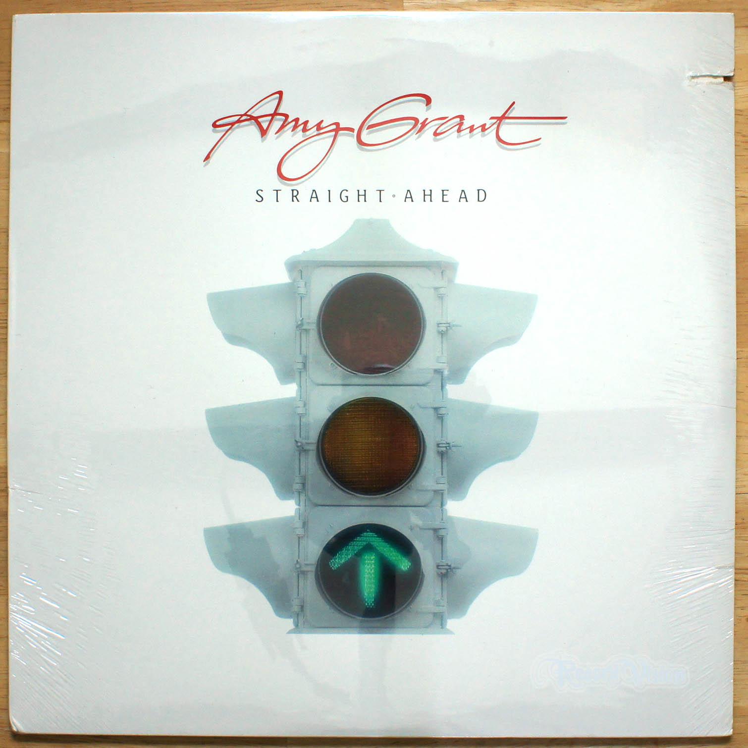 AMY GRANT - Straight Ahead - 33T