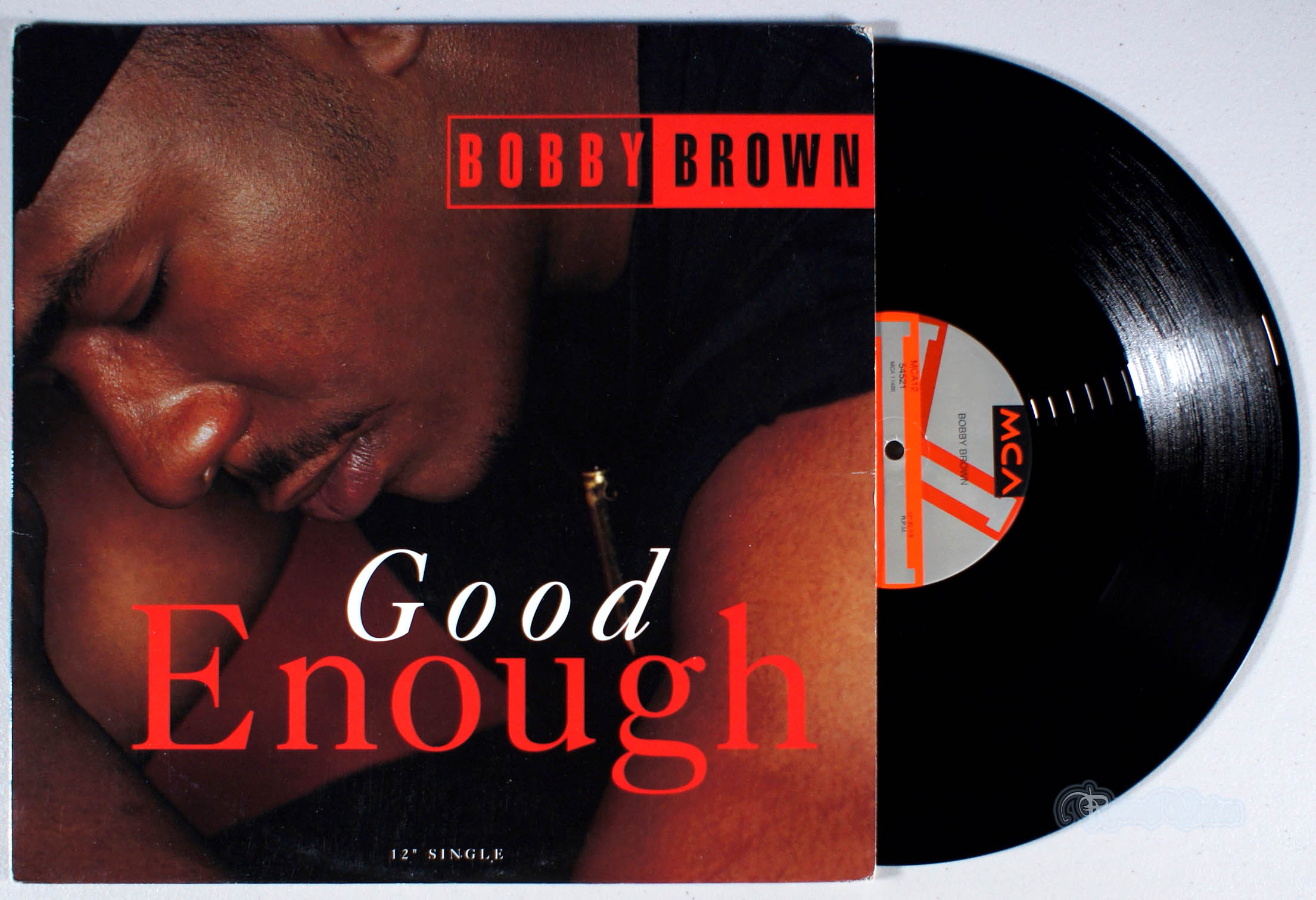 BOBBY BROWN - Good Enough - 12 inch x 1