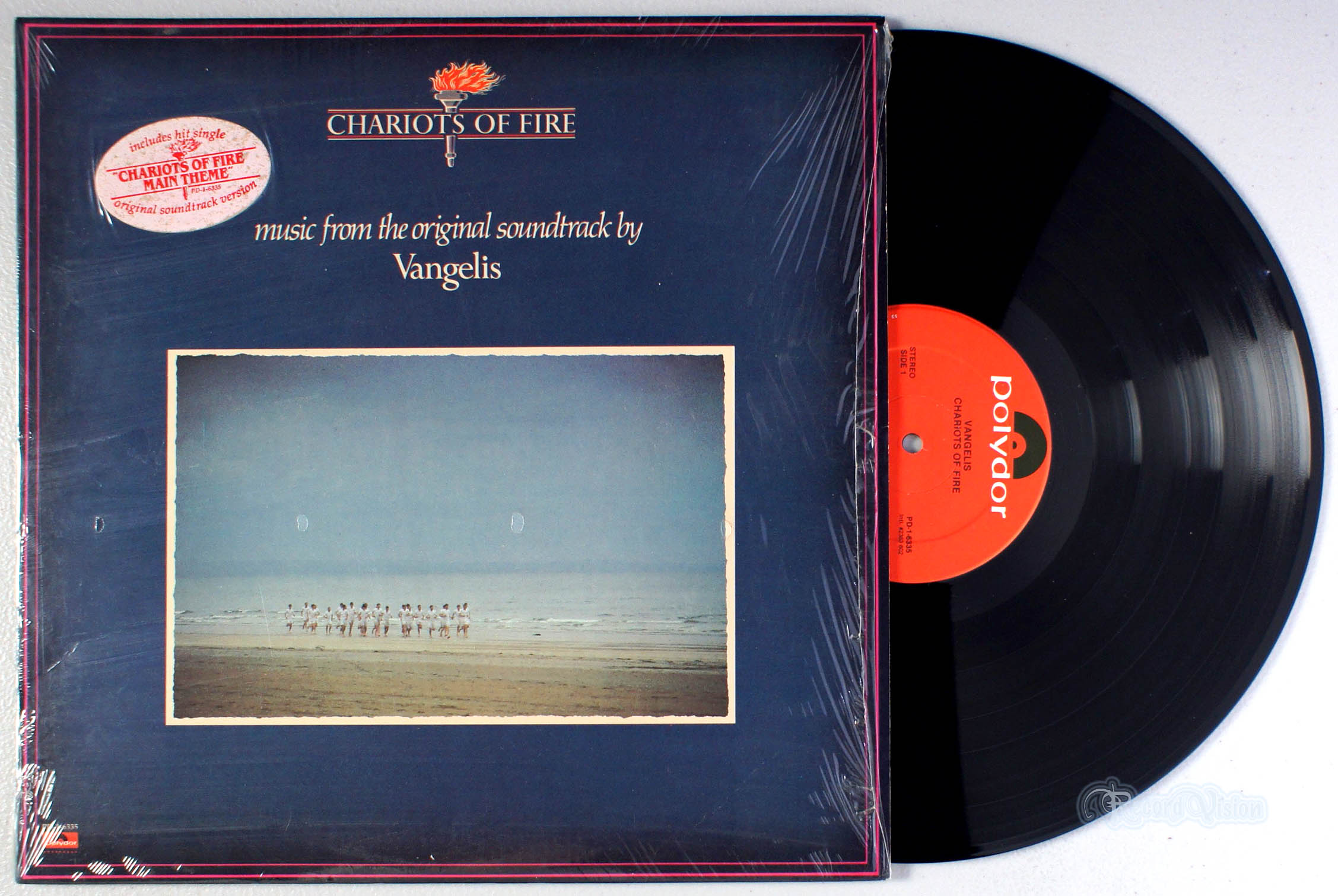 ASSORTED (SOUNDTRACK) - Chariots of Fire - 33T