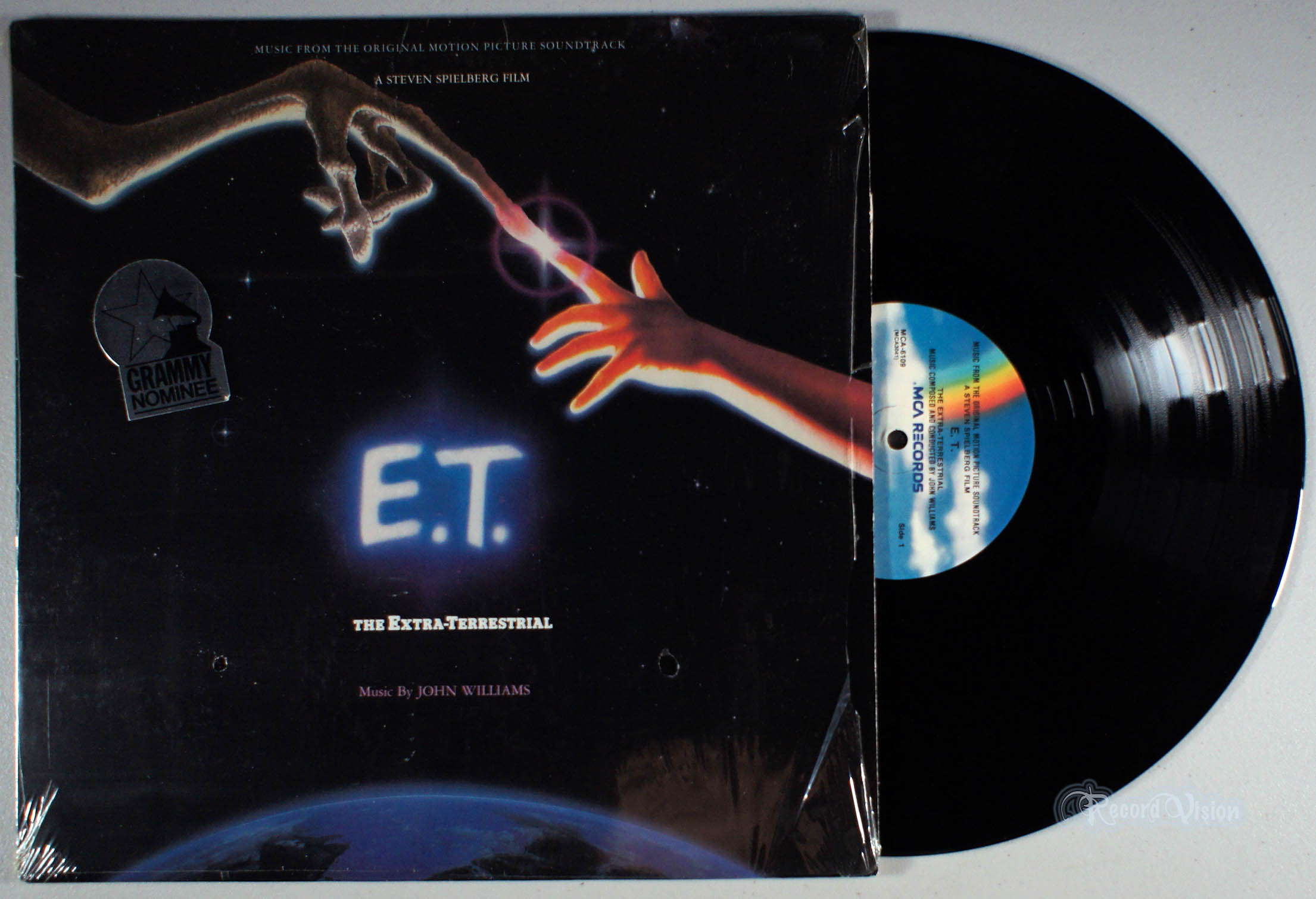 ASSORTED (SOUNDTRACK) - ET - 33T