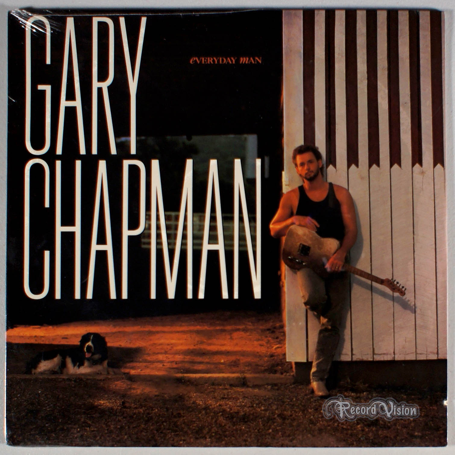 GARY CHAPMAN - Everyday Man - 33T
