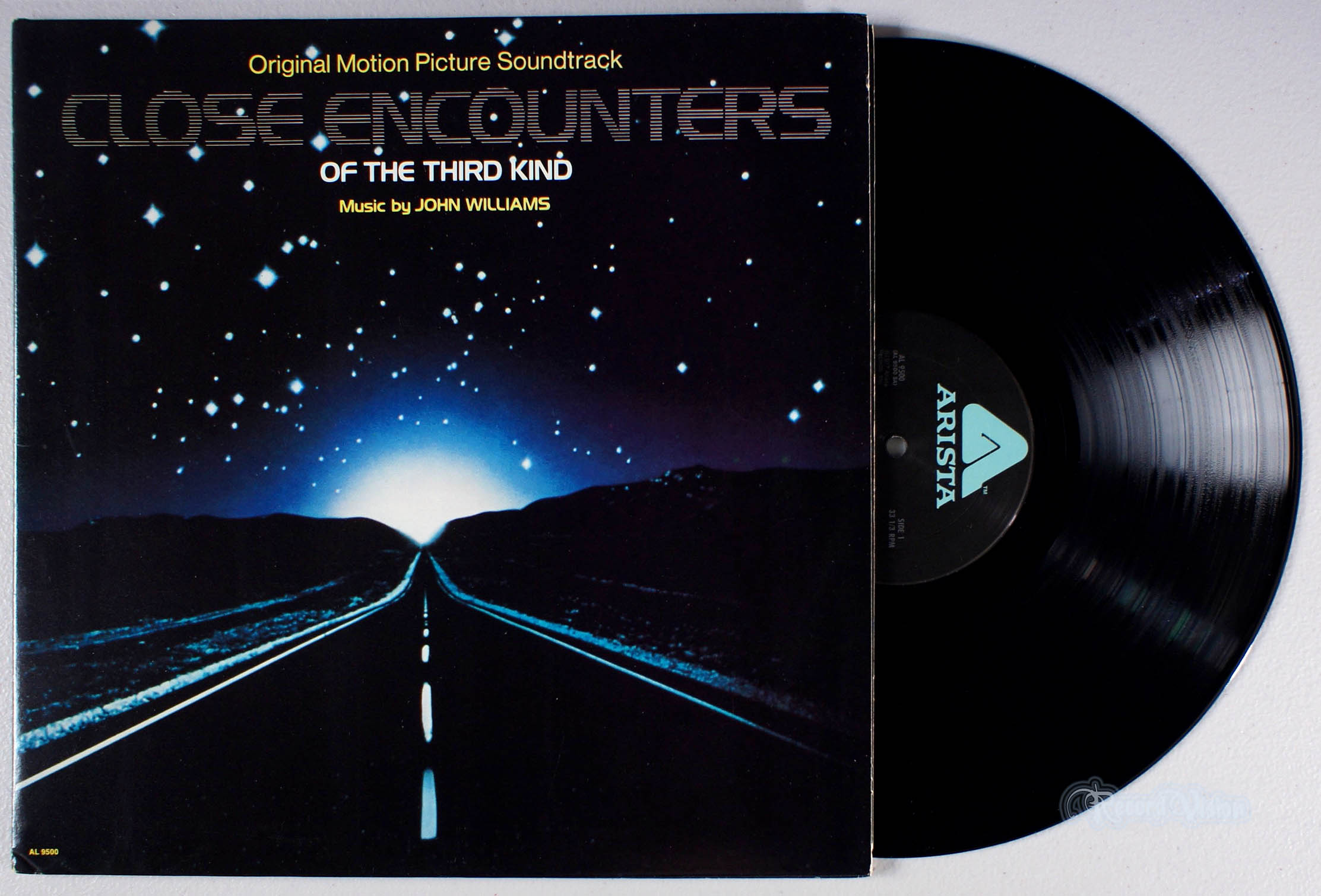 JOHN WILLIAMS - Close Encounters of the Third Kind - 33T