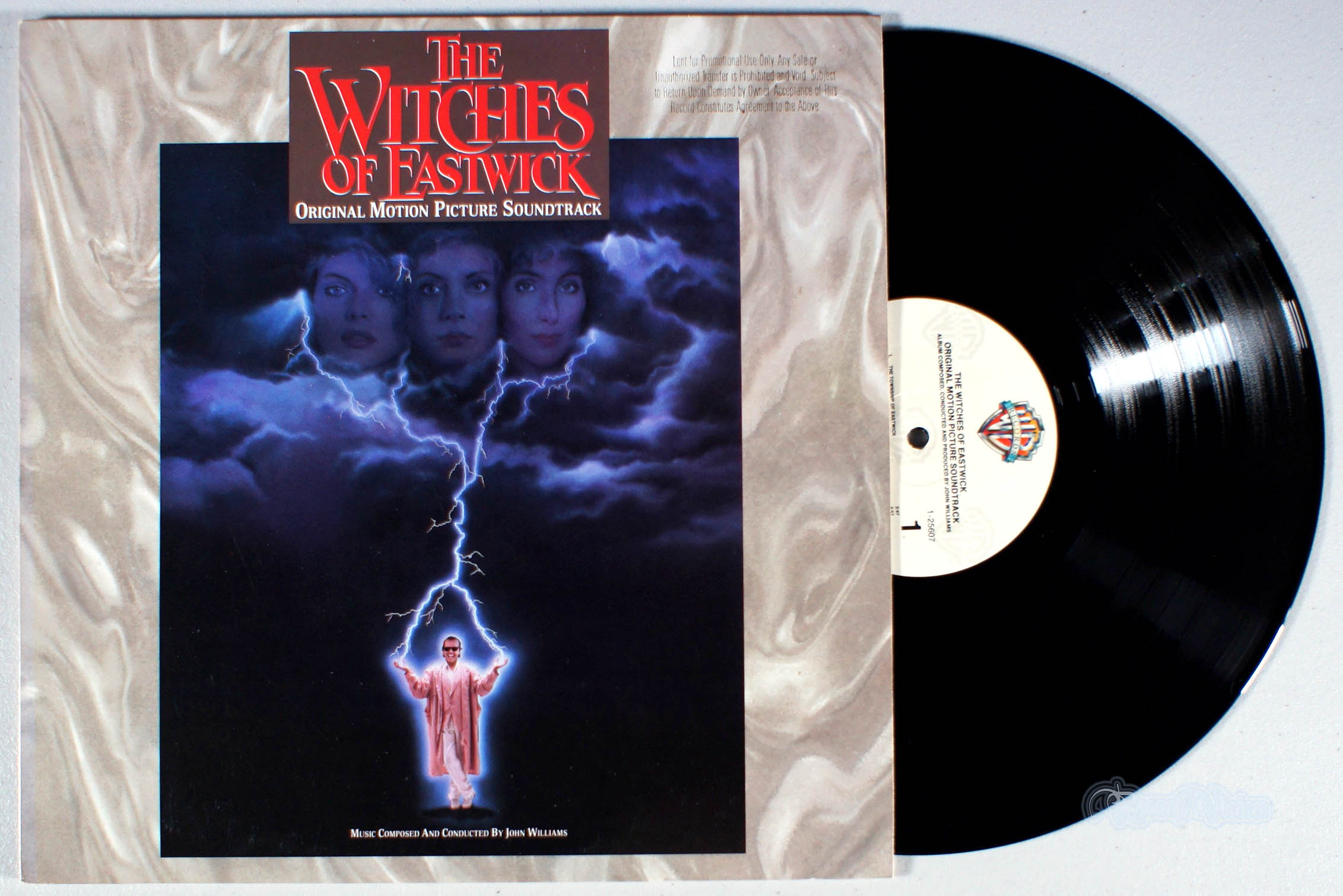 JOHN WILLIAMS - The Witches of Eastwick - 33T