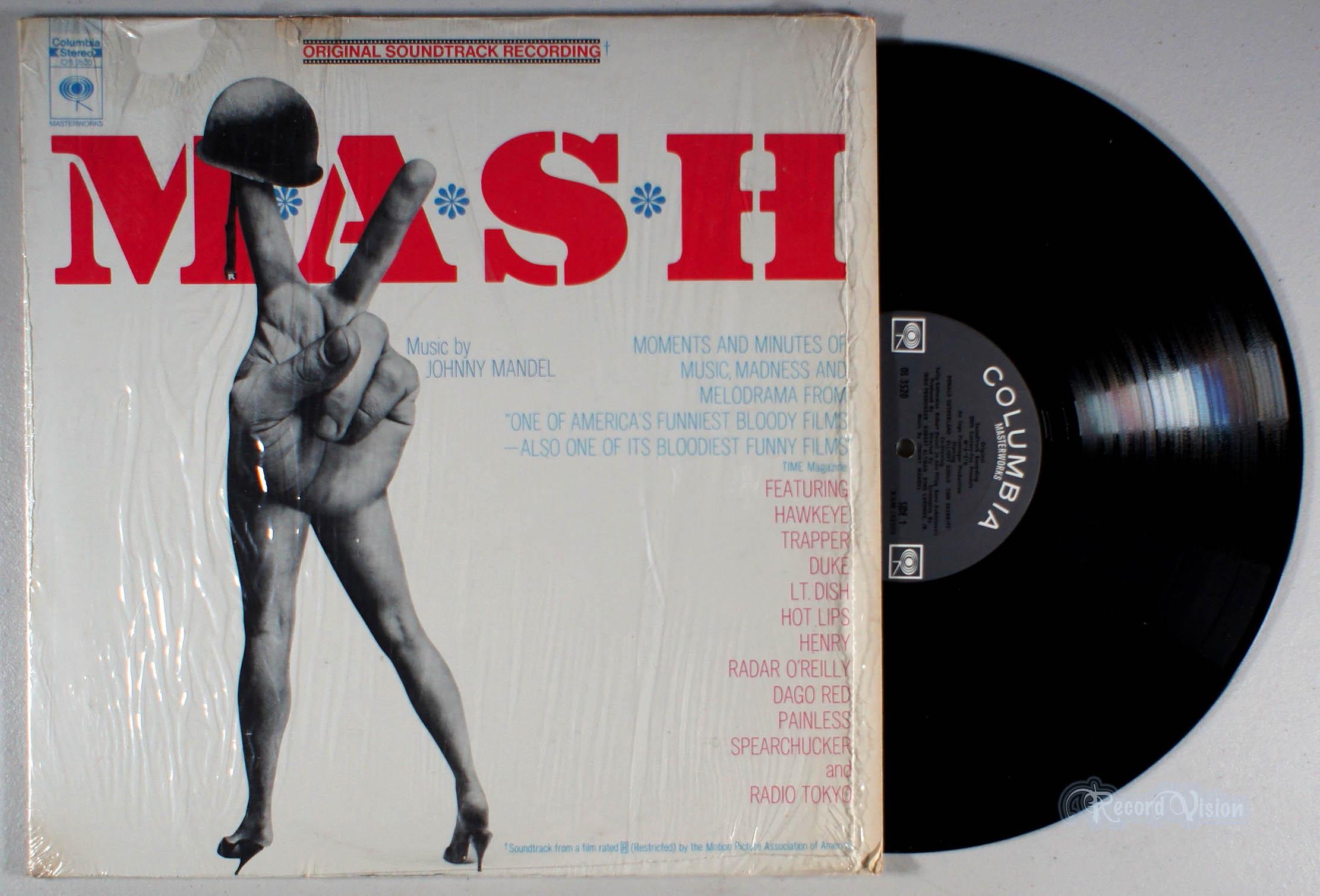 JOHNNY MANDEL - MASH - 33T