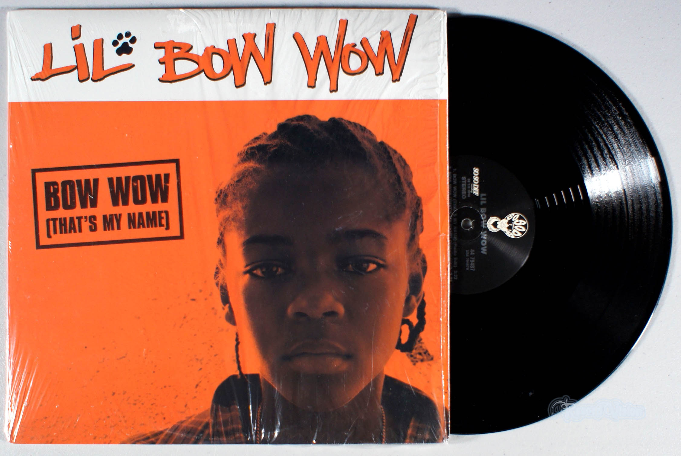LIL BOW WOW - Bow Wow (That's My Name) - 12 inch x 1