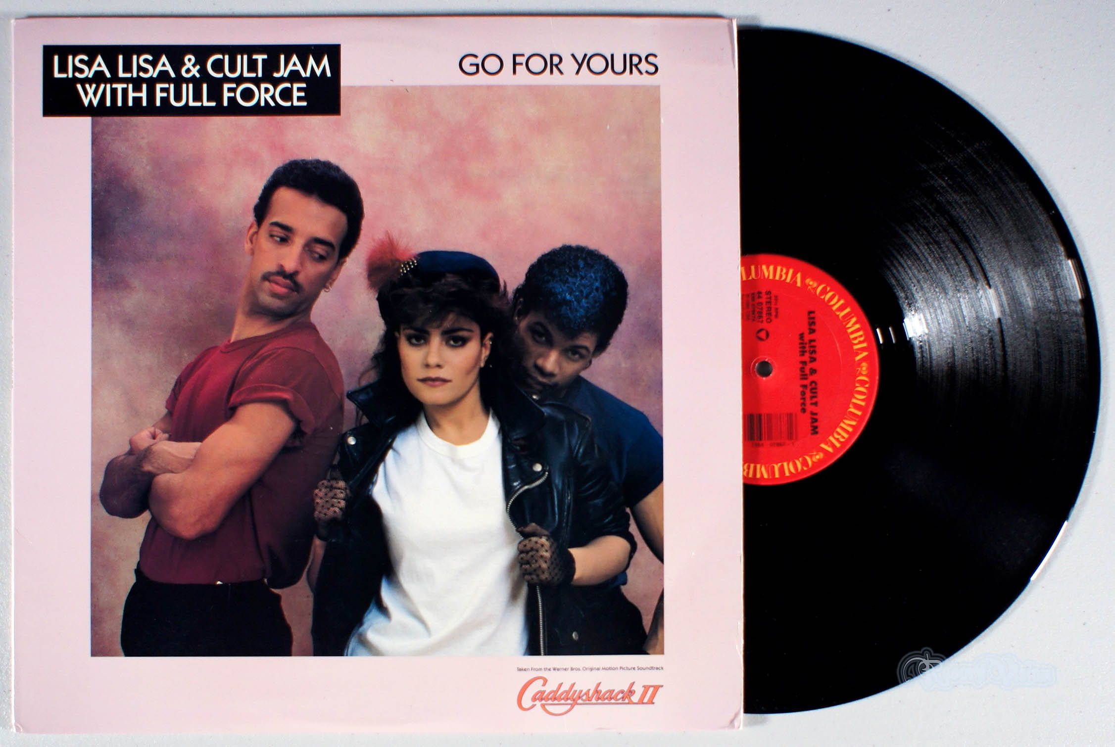 LISA LISA AND CULT JAM - Go for Yours - 12 inch x 1