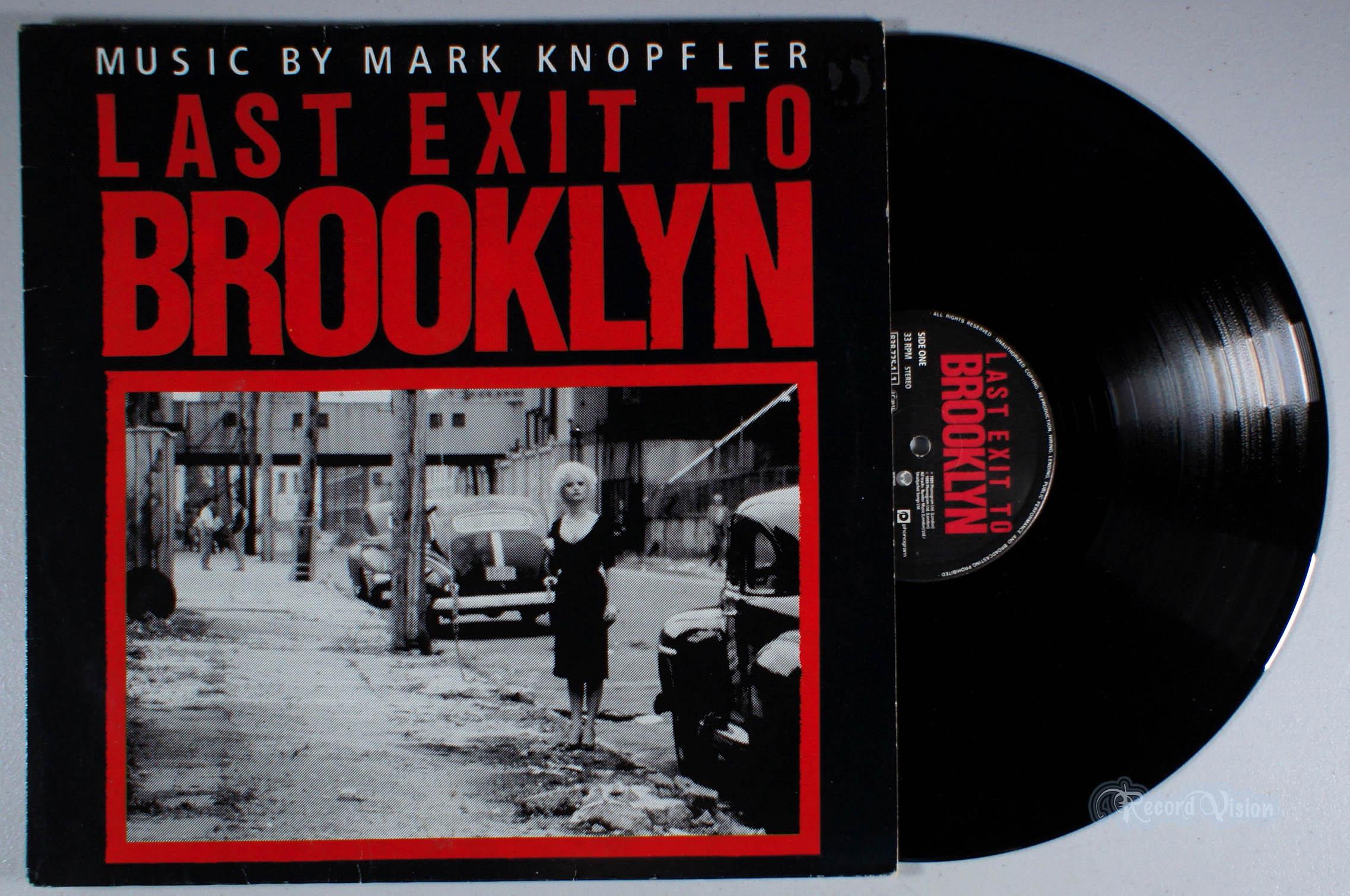 MARK KNOPFLER - Last Exit to Brooklyn - 33T