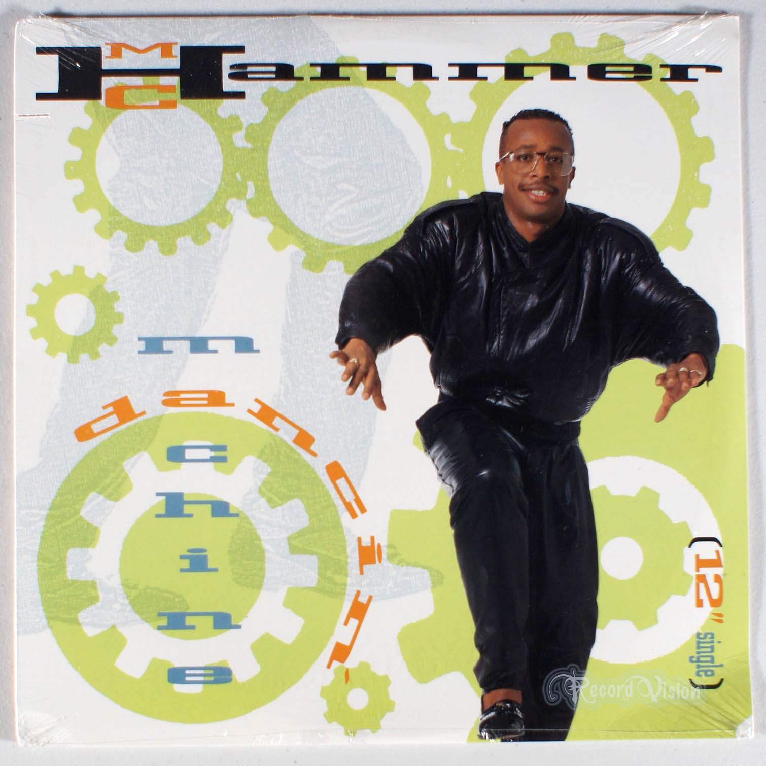 MC HAMMER - Dancin' Machine - 12 inch x 1