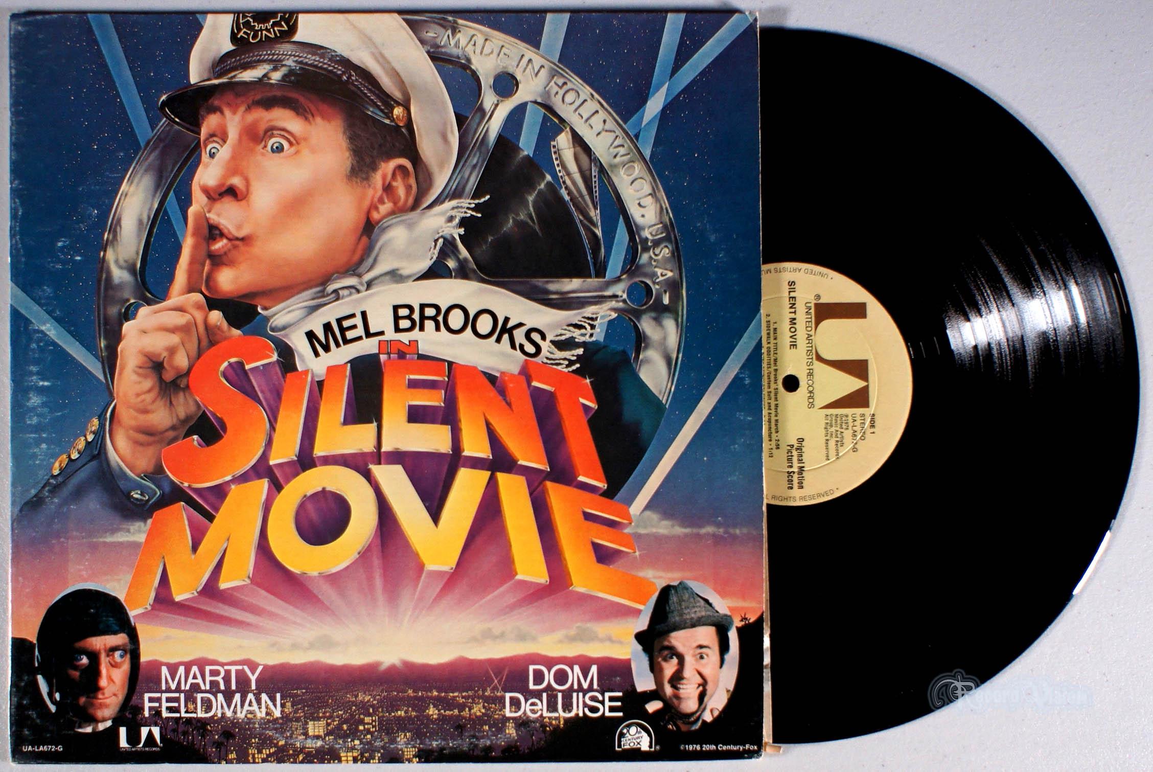 MEL BROOKS - Silent Movie - LP
