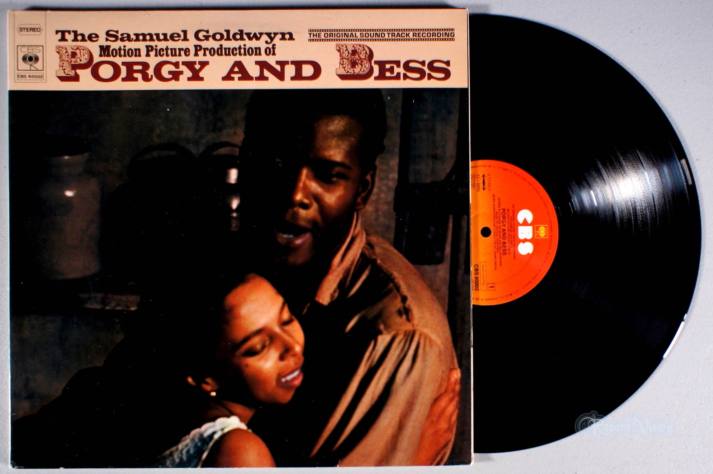 ASSORTED (SAMMY DAVIS, JR.) - Porgy and Bess - LP