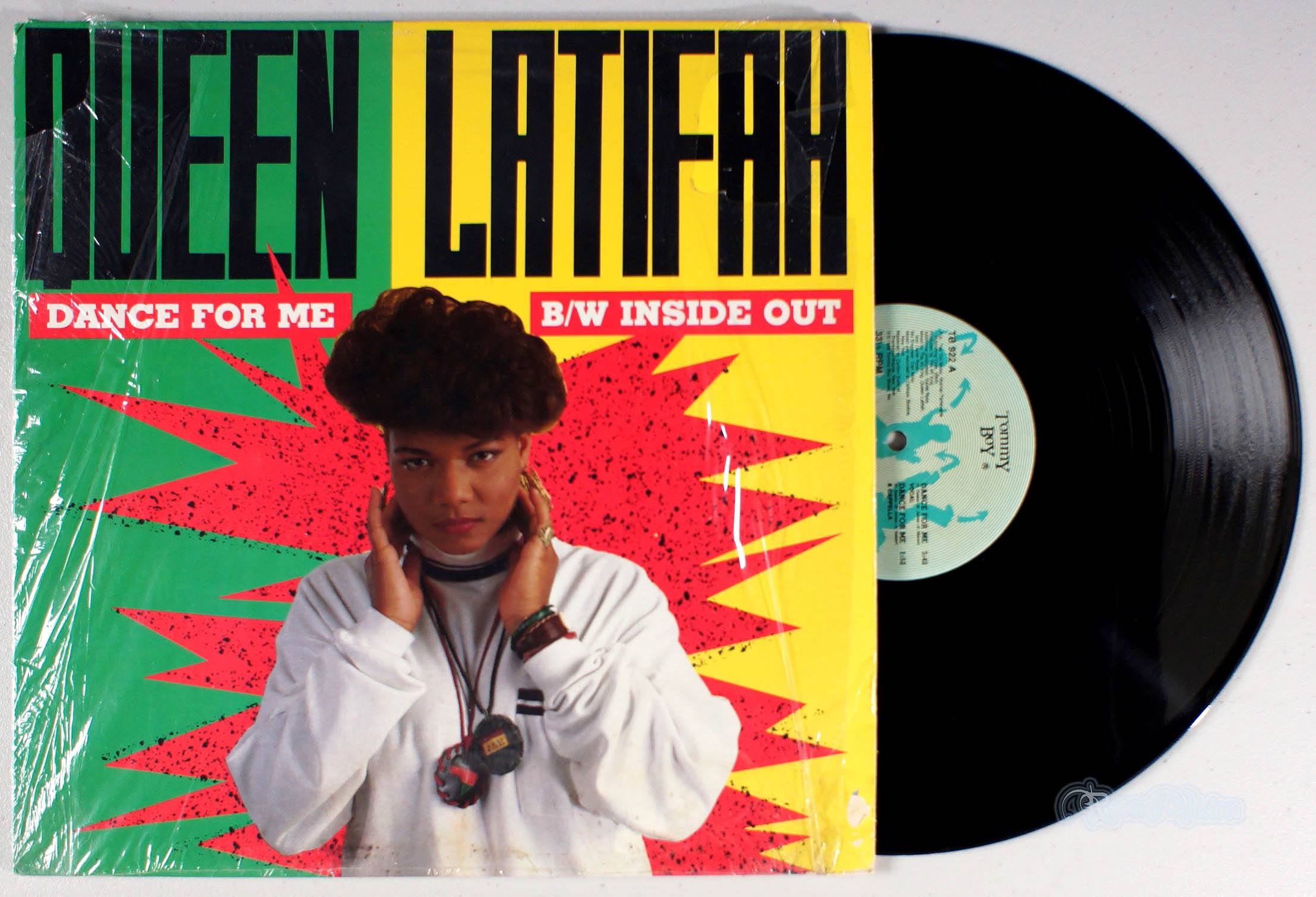 QUEEN LATIFAH - Dance for Me - 12 inch x 1