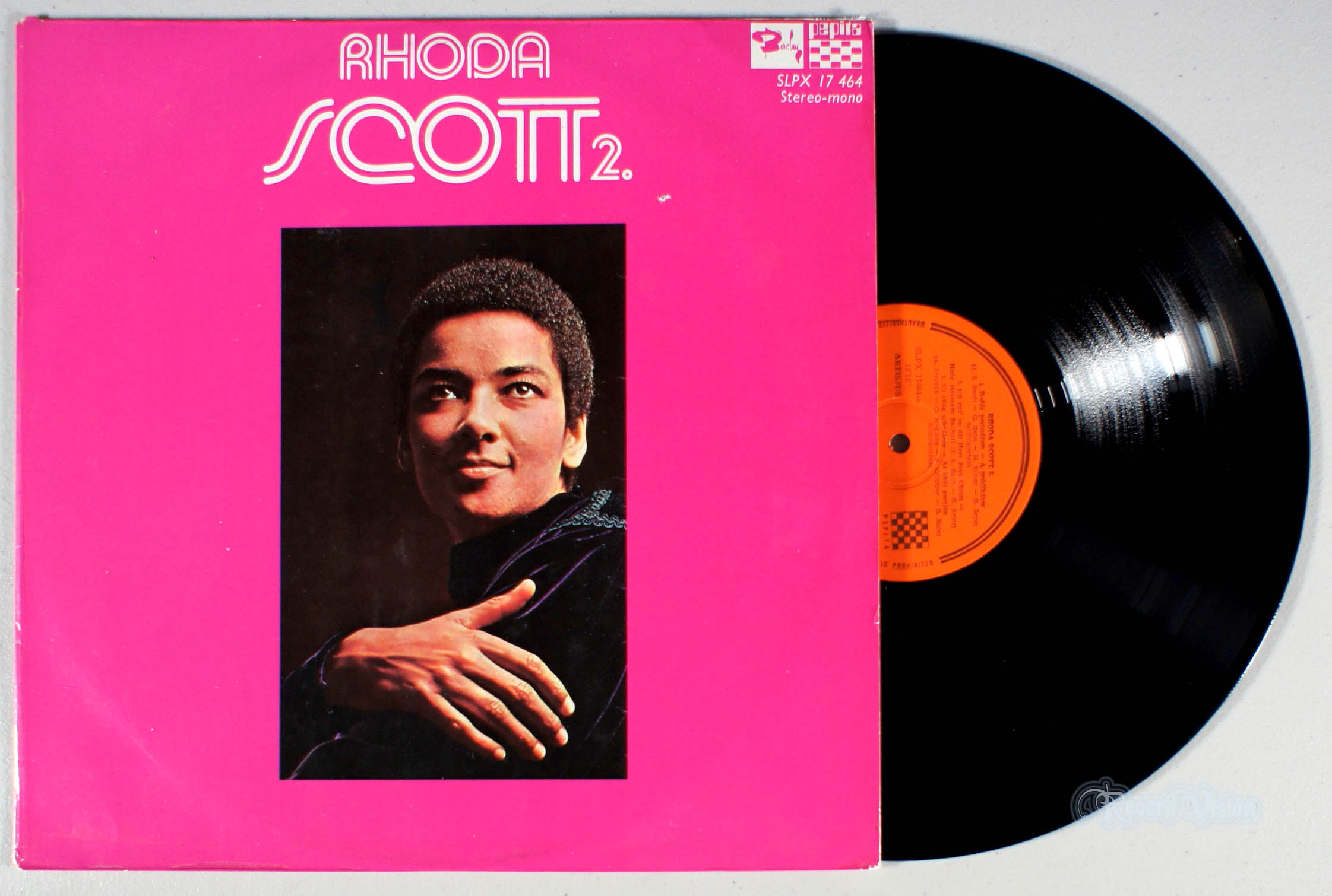 RHODA SCOTT - Rhoda Scott II - 33T
