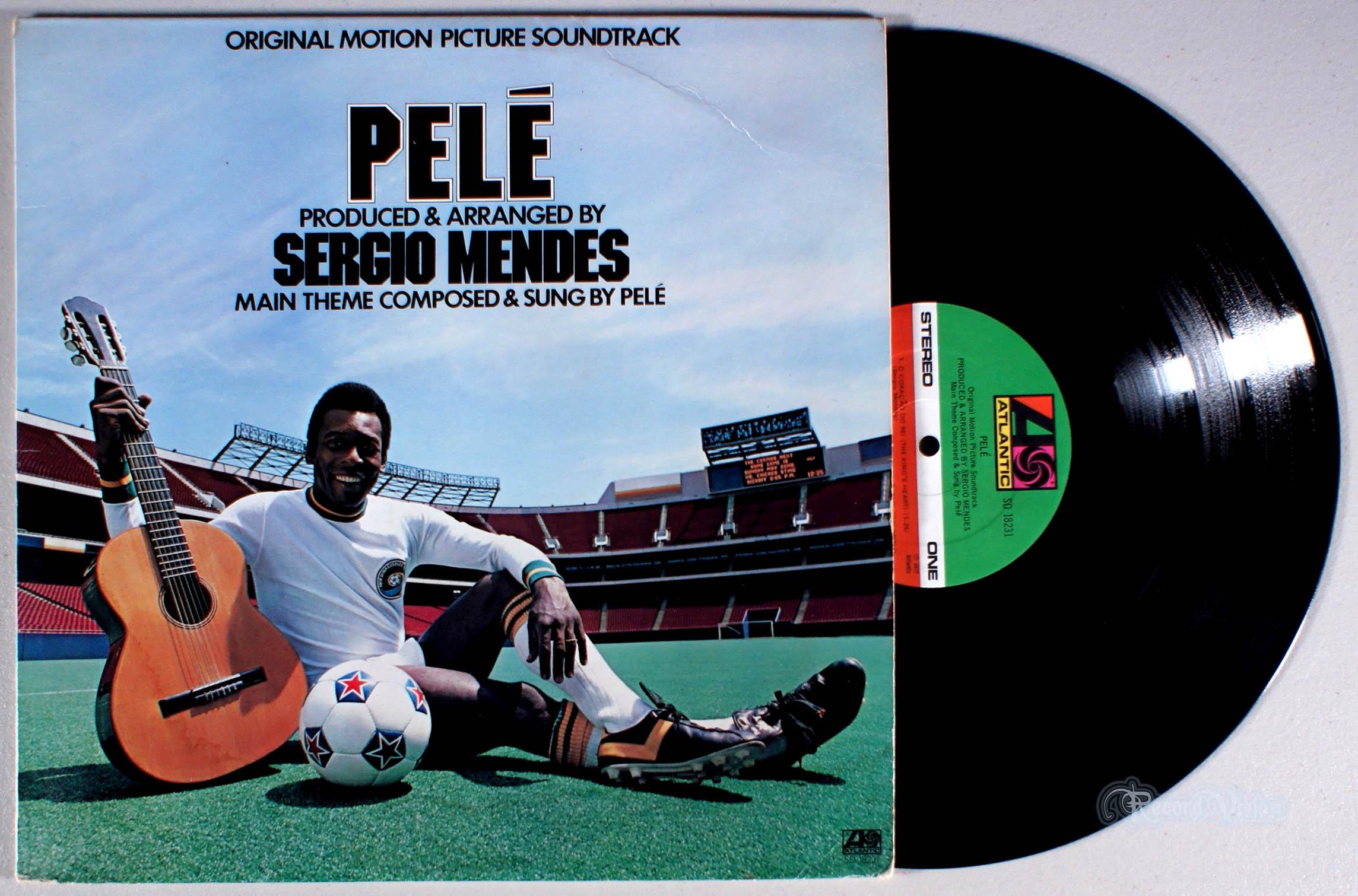 SERGIO MENDES - Pele - LP