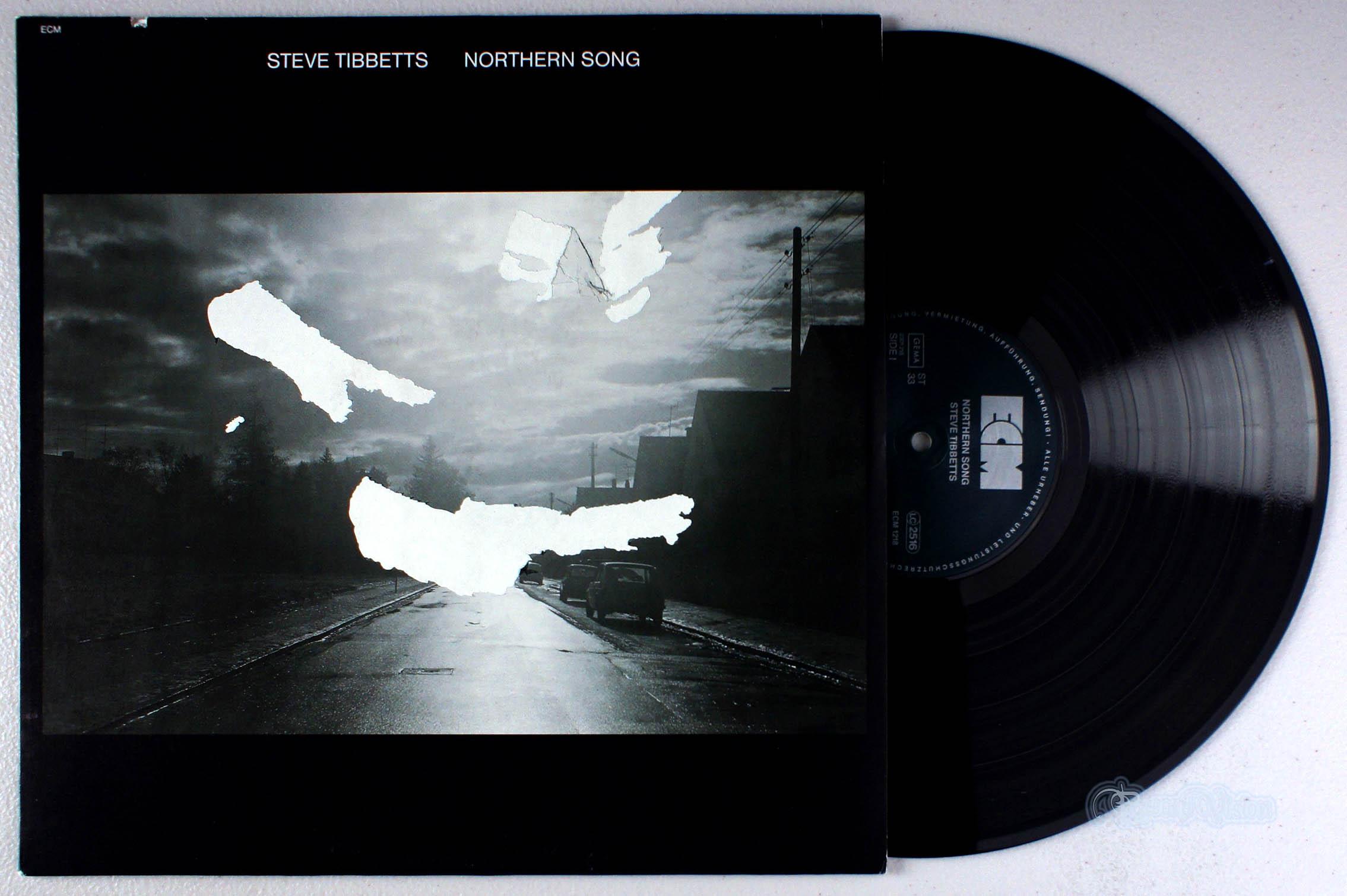 STEVE TIBBETTS - Northern Song - LP