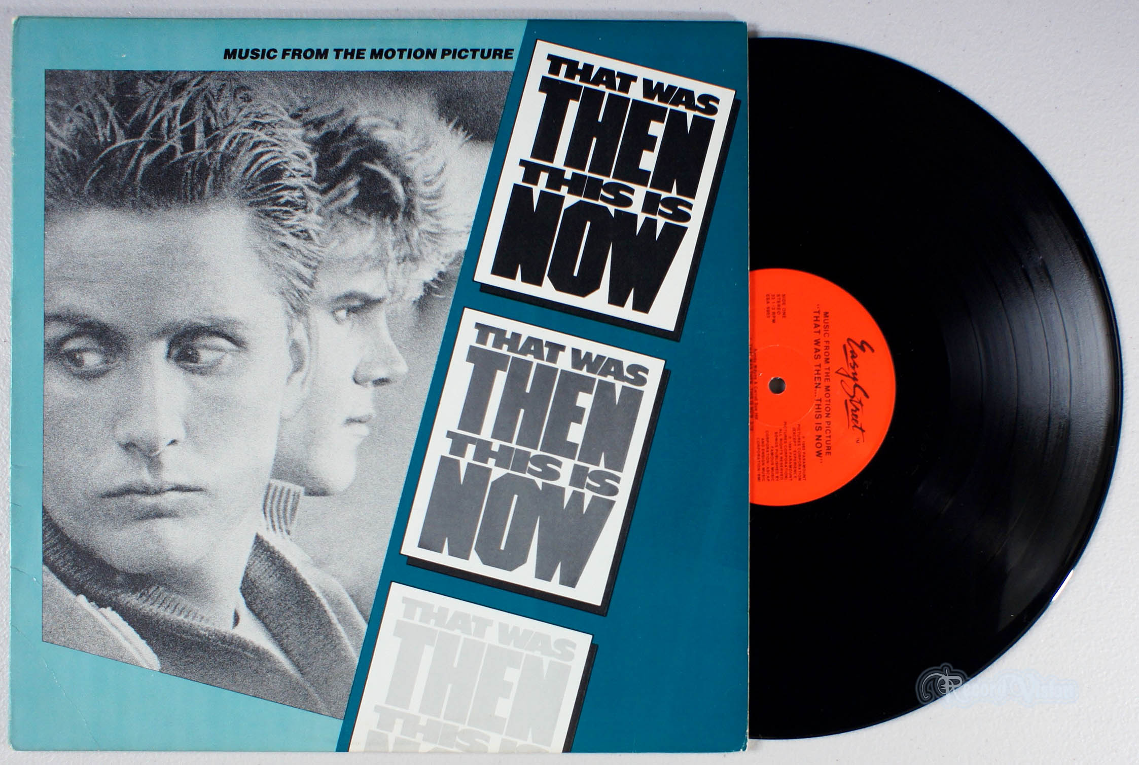 ASSORTED (SOUNDTRACK) - That Was Then This is Now - 33T