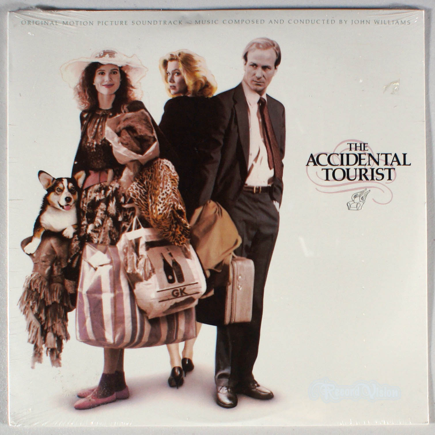 ASSORTED (JOHN WILLIAMS) - The Accidental Tourist - 33T