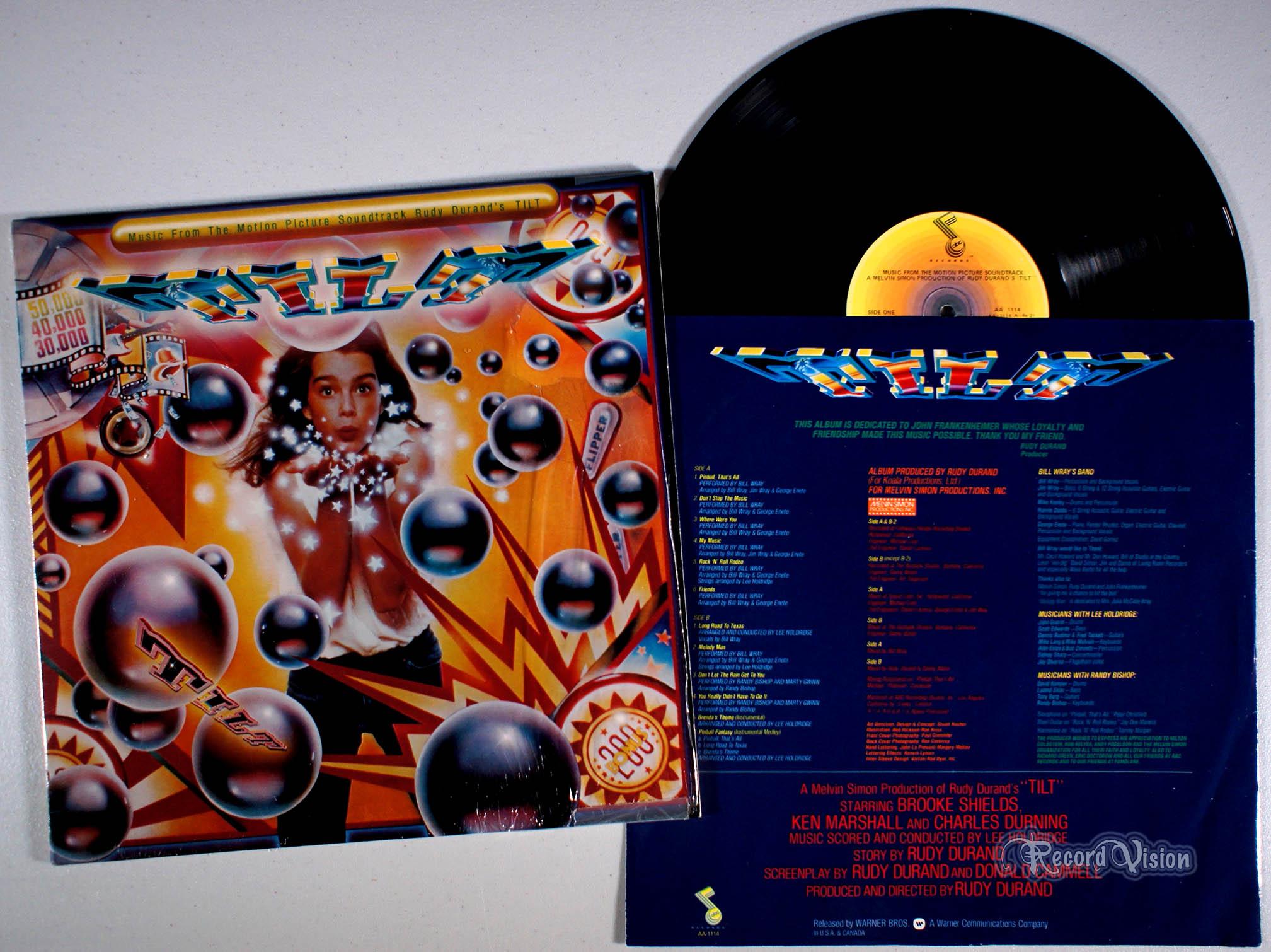 ASSORTED (SOUNDTRACK) - Tilt - LP