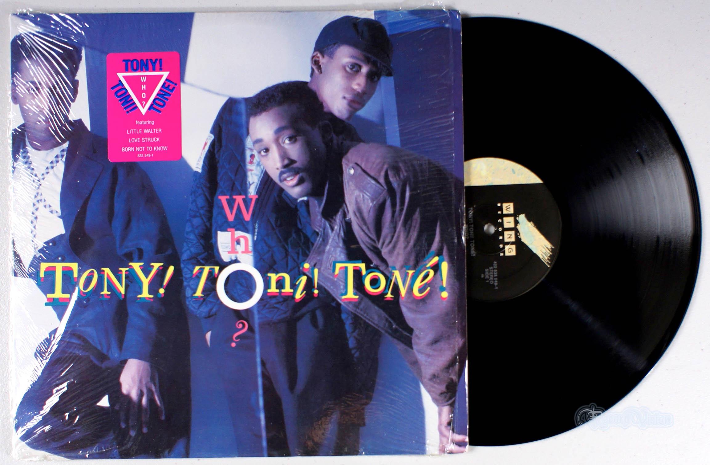 TONY! TONI! TONÉ! - Who? - 33T